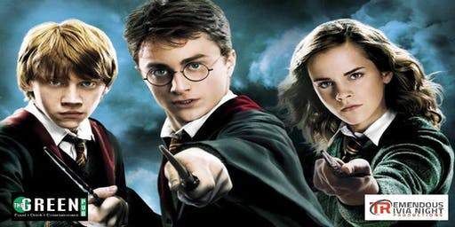 Harry Potter Trivia ALL AGES SHOW at The Green Pub VERNON!