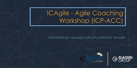 ICAgile - Agile Coaching Workshop (ICP-ACC) - Salt Lake City - September tickets