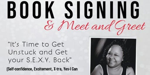 Get Unstuck and S.E.X.Y Book Signing Event