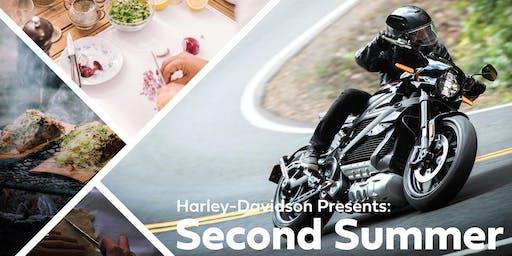 Harley-Davidson Second Summer Weekend Test Ride Events