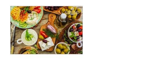 The Mediterranean Diet tickets