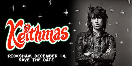 Keithmas X - A Foodbank Fundrager tickets