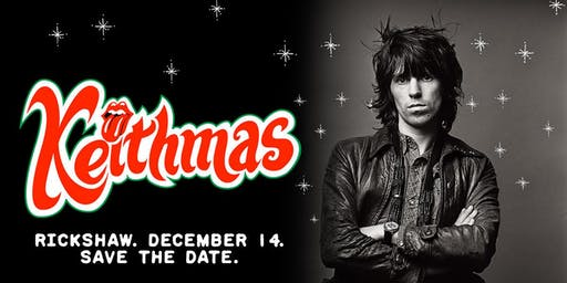 Keithmas X - A Foodbank Fundrager