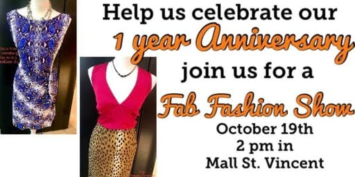 Fab Finds 1 Year Anniversary Fashion Show benefiting the YWCA NWLA