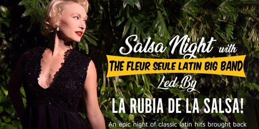 SALSA NIGHT at SOBs! SUNDAY 11/10