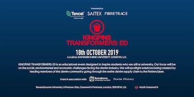 KINGPINS TRANSFORMERS ED @ Ravensbourne University London