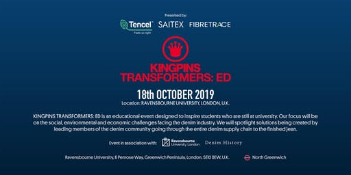 KINGPINS TRANSFORMERS ED @ Ravensbourne University London
