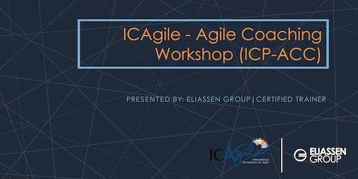 ICAgile - Agile Coaching Workshop (ICP-ACC) - DC/Northern VA
