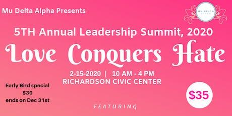 Changemaker Summit 2020 tickets