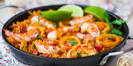 Secrets of Paella - Team Building by Cozymeal™ tickets
