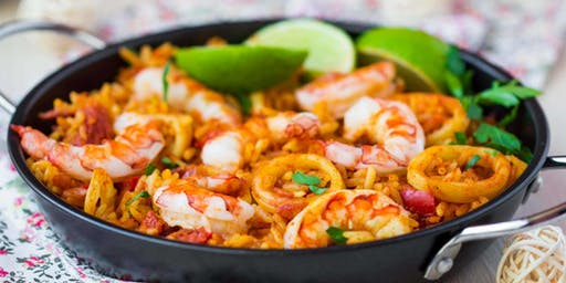 Secrets of Paella - Team Building by Cozymeal™