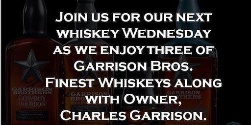 Whiskey Wednesday - Garrison Bros.