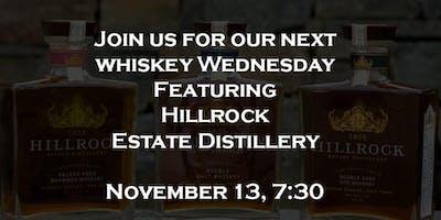 Whiskey Wednesday - Hillrock