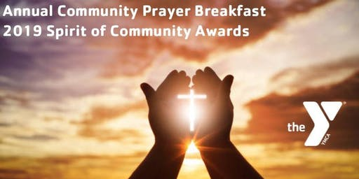 2019 YMCA Annual Community Prayer Breakfast