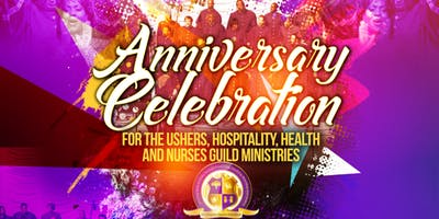FBCOG Ushers Anniversary Celebration