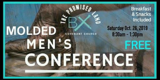 Molded Men - Men's Conference