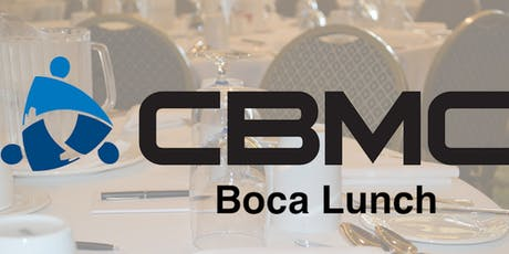 CBMC Boca Lunch tickets
