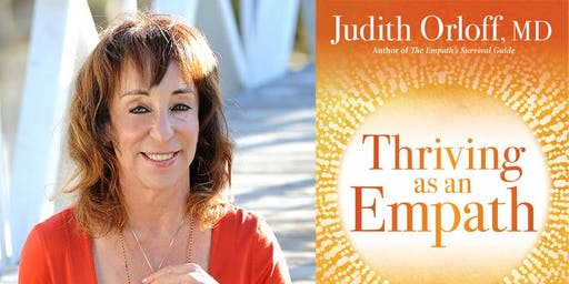 FREE EVENT WITH JUDITH ORLOFF
