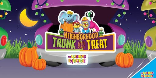 Neighborhood Trunk or Treat