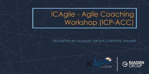 ICAgile - Agile Coaching Workshop (ICP-ACC) - Reading/Boston