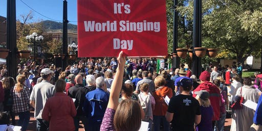 World Singing Day Fresno 2019