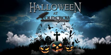 Halloween at Old Crow Wrigleyville (Thursday, Oct. 31st) tickets