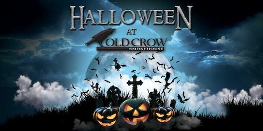 Halloween at Old Crow Wrigleyville (Thursday, Oct. 31st)