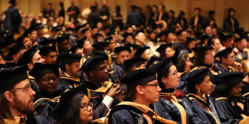 The Graduate Center, CUNY  2020 Commencement