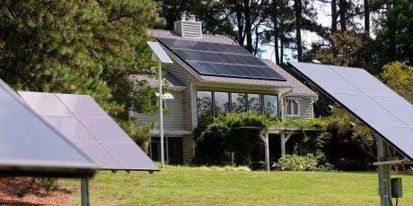 NCSU Solar House Tour