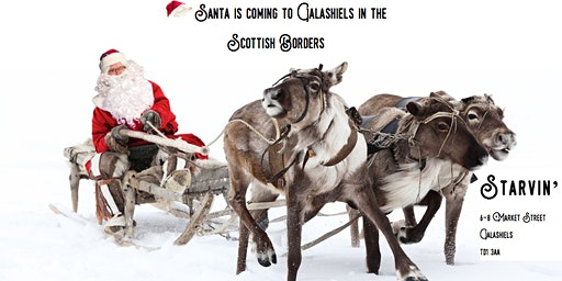 Santa's Grotto 2019   Galashiels   Scottish Borders   December 22