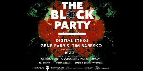 Elysian Events Presents: The Block Party tickets