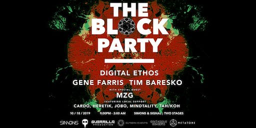 Elysian Events Presents: The Block Party