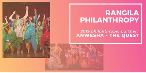 Donate to Rangila's Philanthropy Partner: Anwesha - The Quest