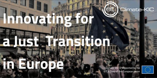 Innovating for a Just Transformation in Europe