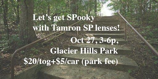 The Tamron SPooky Photo-Shoot!