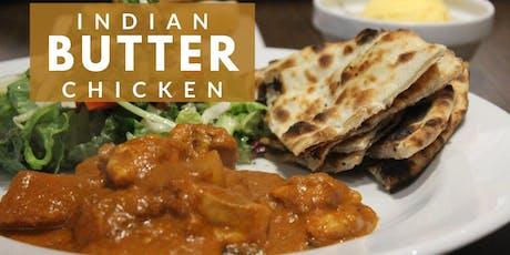 Cooking Class: Indian Butter Chicken at Matagali Restaurant tickets