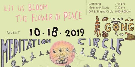 Sound Gong and Meditation Circle tickets