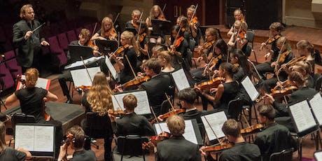Repetitie Rotterdams Jeugd Symfonie Orkest tickets
