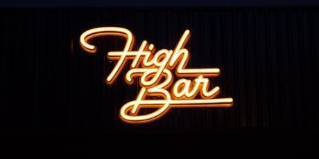 """High Bar Presents """"The Flusters"""" A Rowan Rooftop Event tickets"""