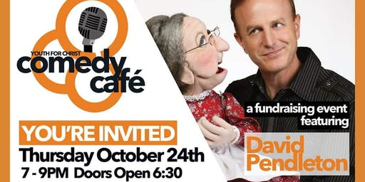 Comedy Cafe featuring David Pendleton