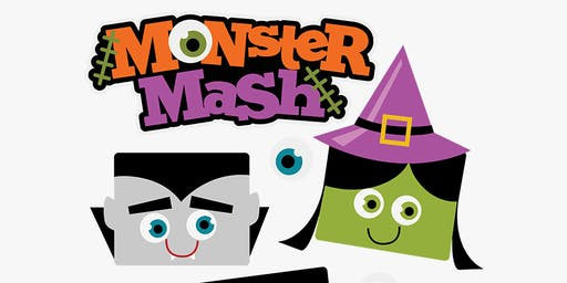 Monster Mash Trick-or-Treat Party!
