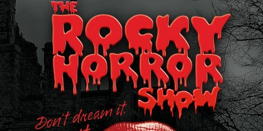 Rocky  Horror Picture Show  with Shadow cast Dungeons and Dragon flies