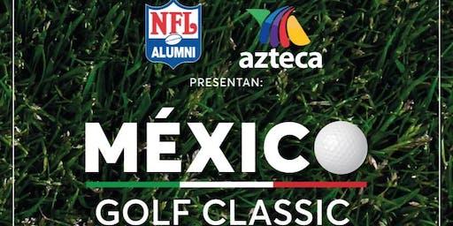 NFL Alumni SD Chapter - TV Azteca  Mexico Golf Classic