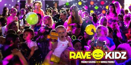 Rave Kidz USA tickets