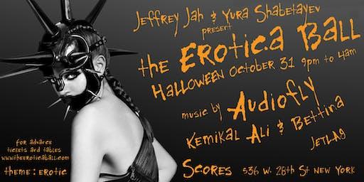 The Erotica Ball feat. Audiofly, Ali and Bettina | Halloween