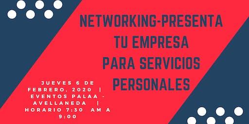 Networking-Presenta tu empresa-Generación de Negocios entre empresarios