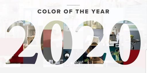 O-Gee Paint's Color of the Year Reveal Party