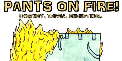 event image Pants on Fire 29: A Comedy Game Show