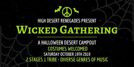 Wicked Gathering 2019 tickets