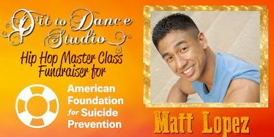 Hip Hop Master Class Fundraiser